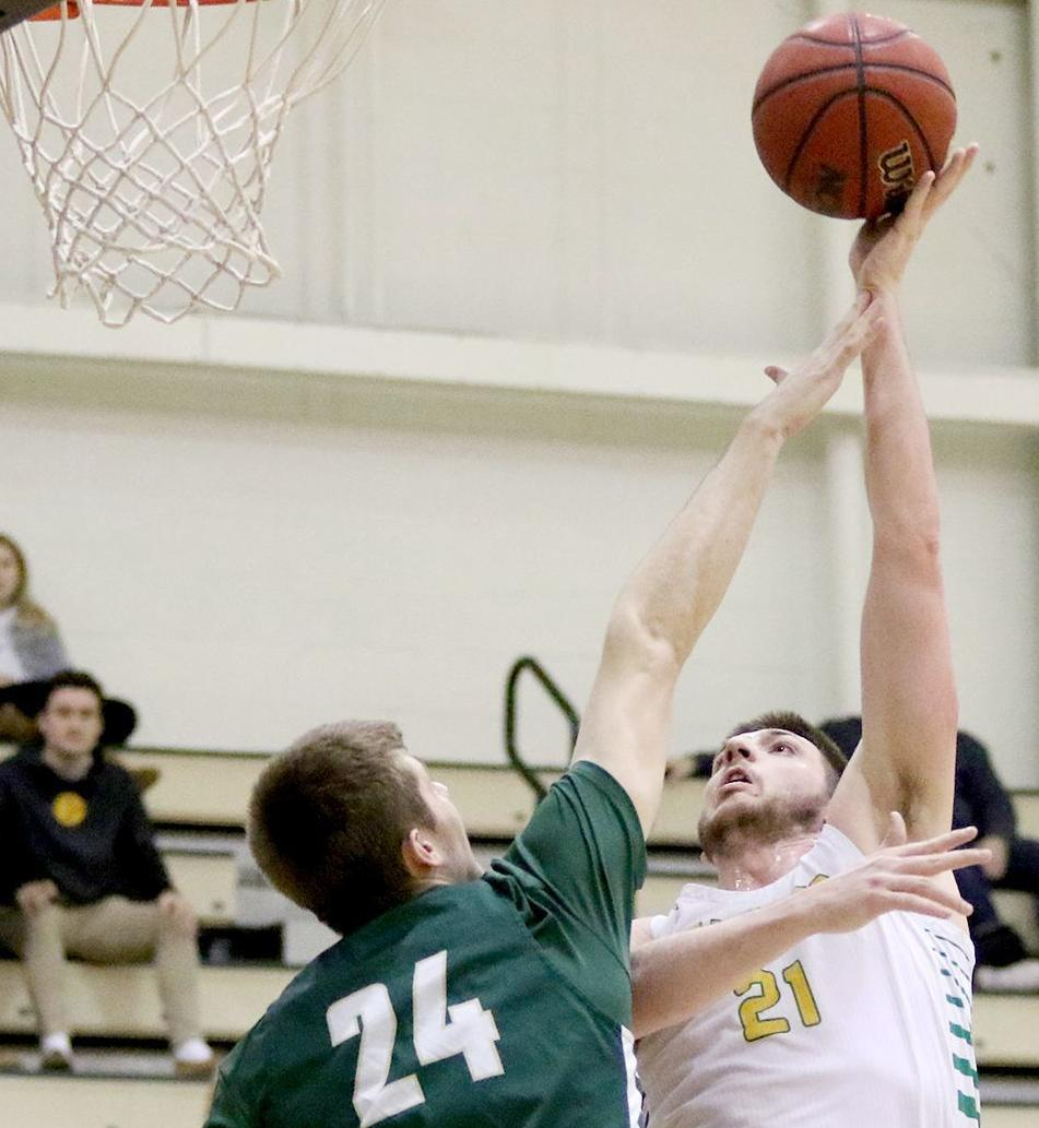 SVC's Nornamdin puts up jump-hook