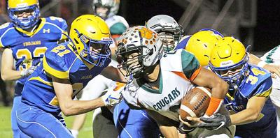 DA's Huss, Catone converge on Yough quarterback