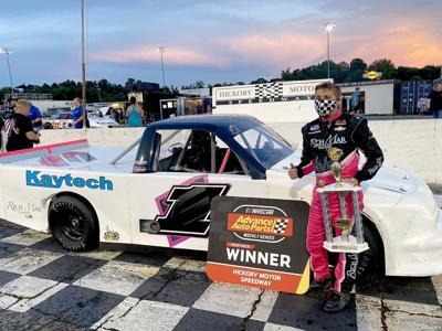 Garrett Smithley Win