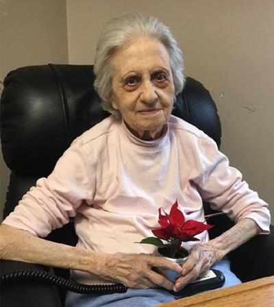 Nora T. Seremet celebrates 100th birthday