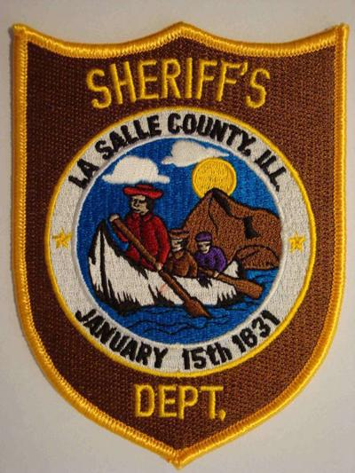 LS County Sheriff Patch