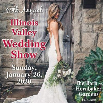 Illinois Valley Wedding Show 40th cover
