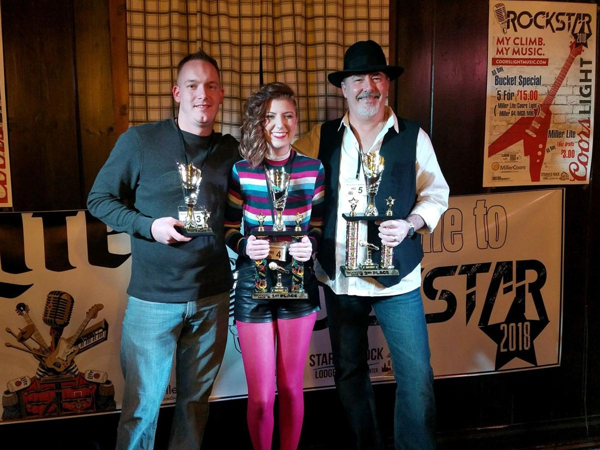 Rock Star 2018 Top 3