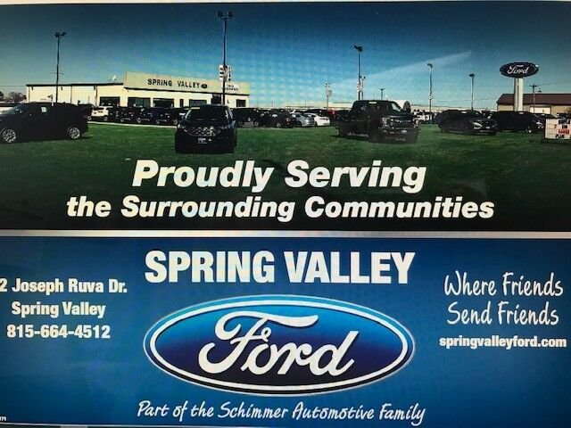 Spring Valley Ford ad