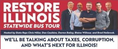 Restore Illinois Bus Tour