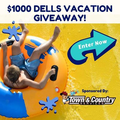 Town & Country Dells giveaway