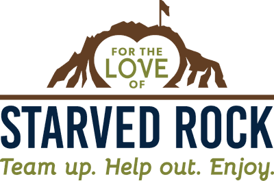 For the Love of Starved Rock logo
