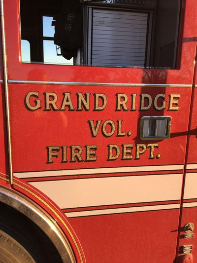 Grand Ridge Fire Department