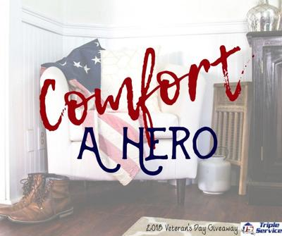 Comfort a Hero cover