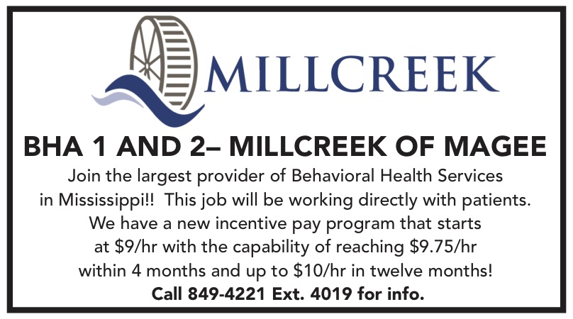 Millcreek of Magee