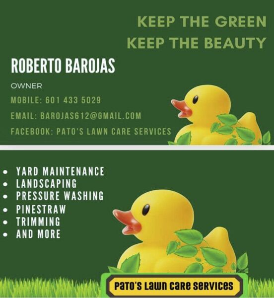 Pato's Lawn Care Services