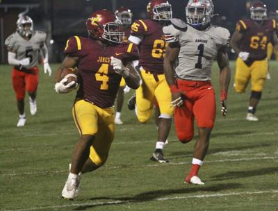 No. 10 Bobcats open division play with East Central