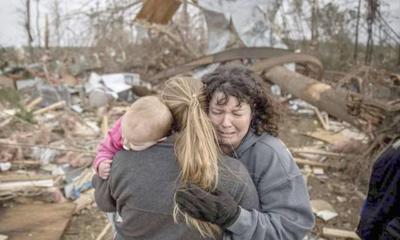 Alabama disaster