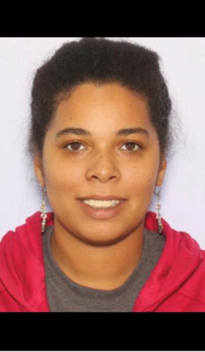 Murder suspect Latina Marie Oates, 33, of Powell, Ohio