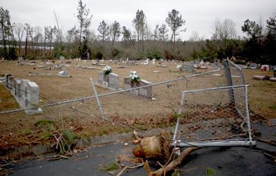 tornado cemetery