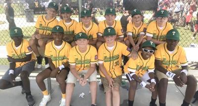 Taylorsville team takes 2nd at Dixie Youth World Series