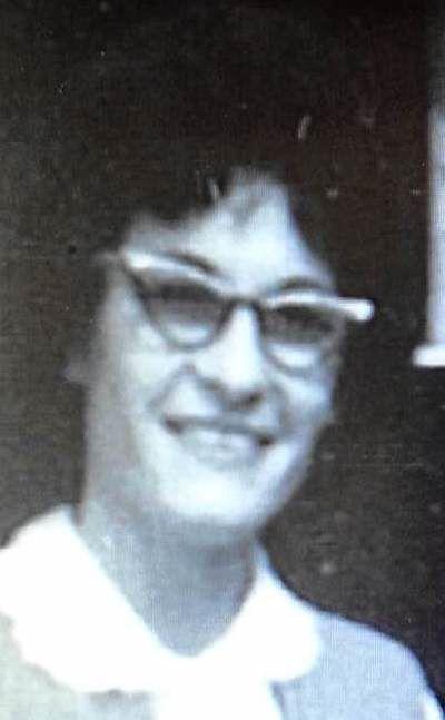 Mary Etta Ritchey Kirkendall Torres