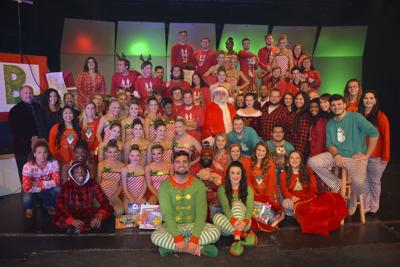 Christmas In Mississippi Cast.Jones College S Christmas Show Helps Salvation Army S Angel