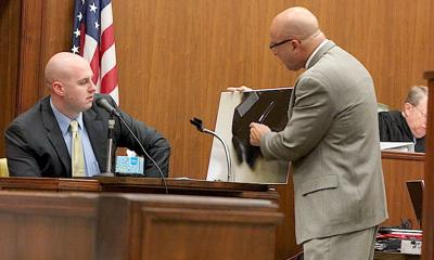 Burroughs trial: Day 2