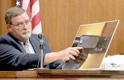 Jamie Bush testifies