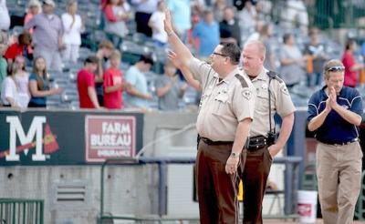 Deputies honores