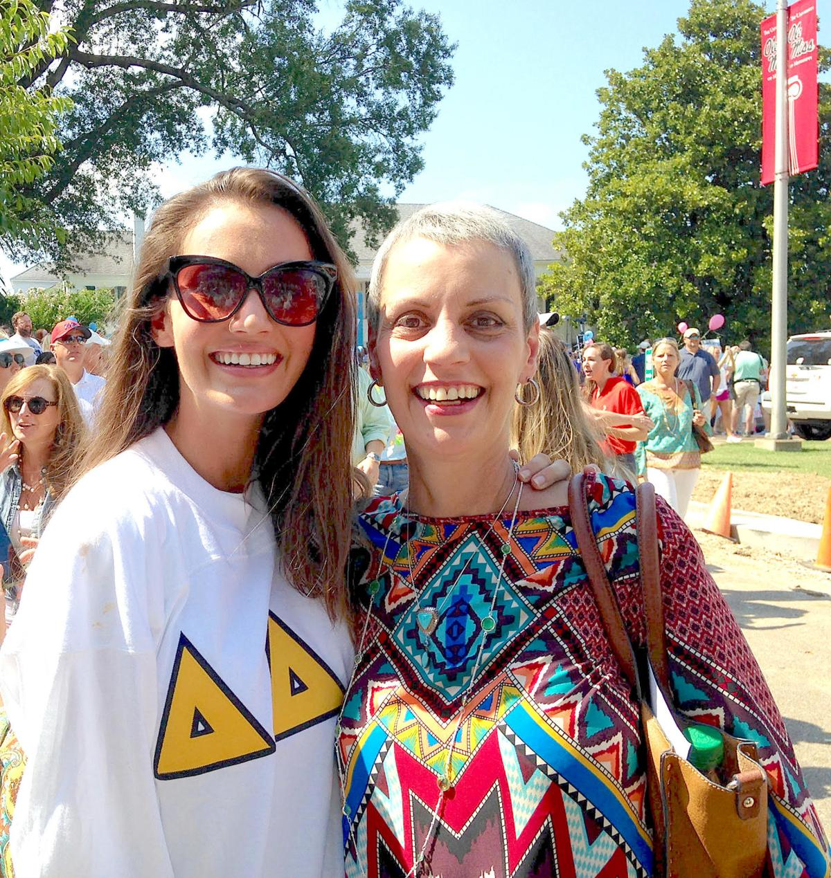 Sylvia and Tori Ellis on bid day at Ole Miss..jpg