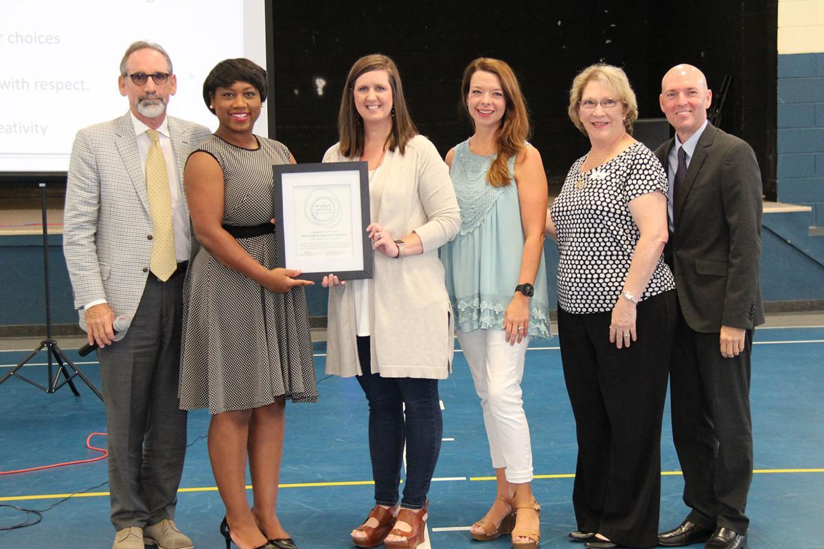 Nora Davis receives highest arts commission designation