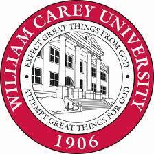 William Carey University President's and Dean's list