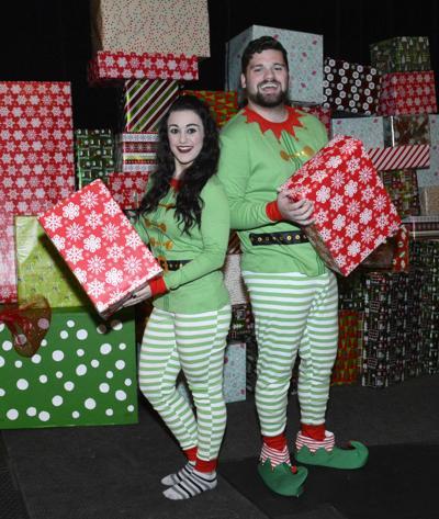 Santa's Swingin' Pajama Party