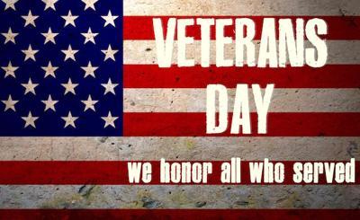 'Thank you' to my favorite veteran