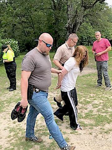 EPD officer arrested