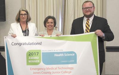 JCJC EMT program honored for excellence