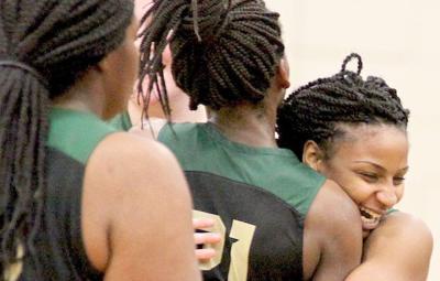 WJ girls basketball