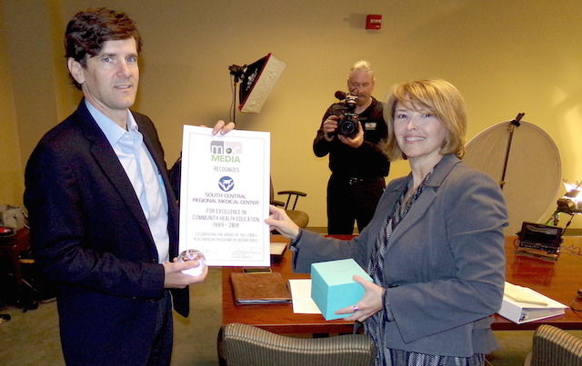 Ground-breaking HealthBreak celebrates 1,500th program
