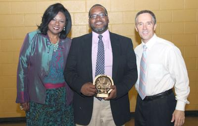 Oak Park principal selected tops in district