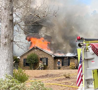 Calhoun fire