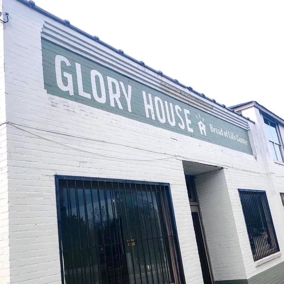 Profile, Glory House, The new Glory House food pantry that_s being worked on at Chantilly Street..jpg