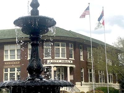 new laurel city hall