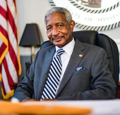 Mayor Johnny Magee (Photo by Jack Hammett)
