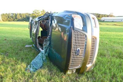 Lyon ranch road crash