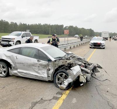 crash Wayne county