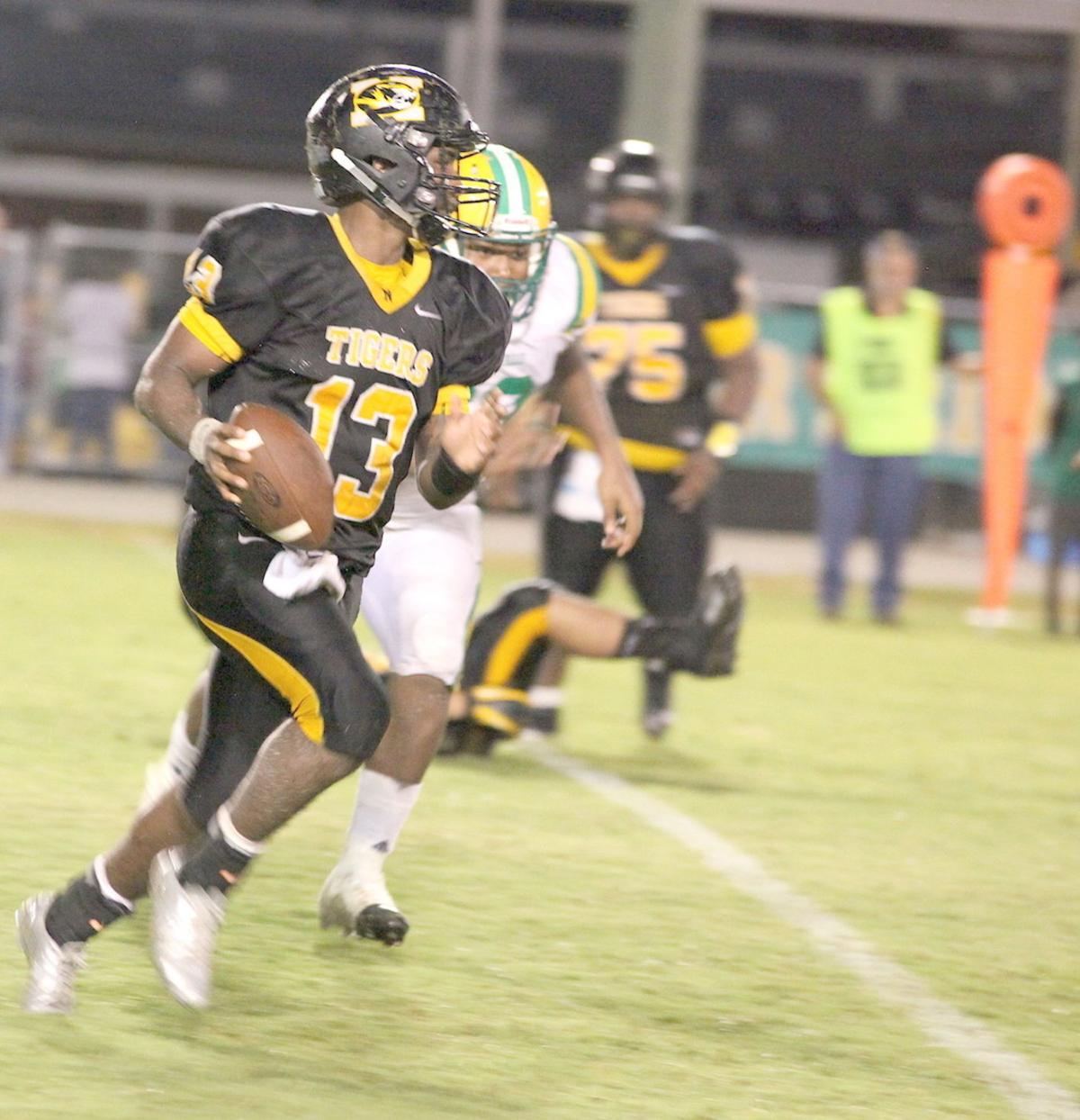 Fifi Magee will lead Northeast Jones into Friday night's county showdown with South Jones