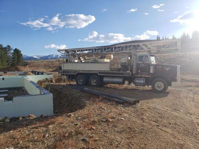 Golden Eagle Drilling