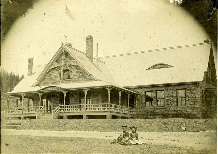 Leadville National Fish Hatchery 1900
