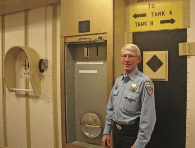 Former sheriff Rod Fenske