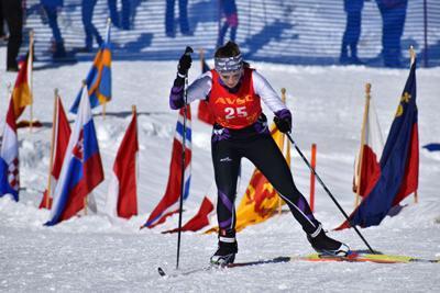 Nordic team racer