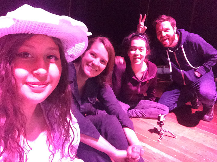 Creating Original Theater Workshop