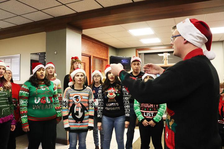 Chamber Choir carols