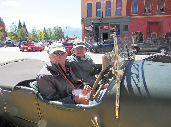 1928 4.5 liter Bentley