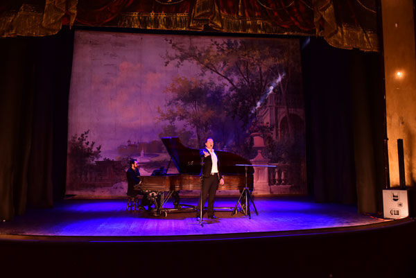 Opera at the Tabor